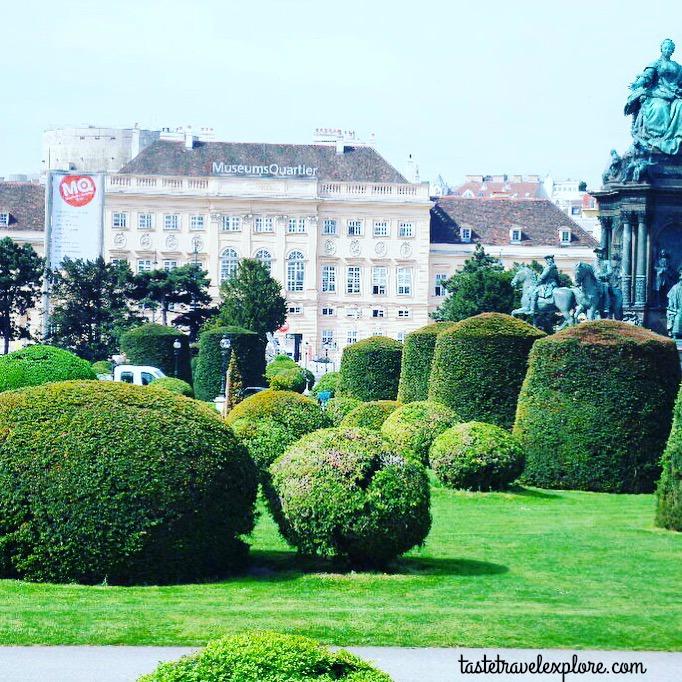 Visiting Vienna Austria