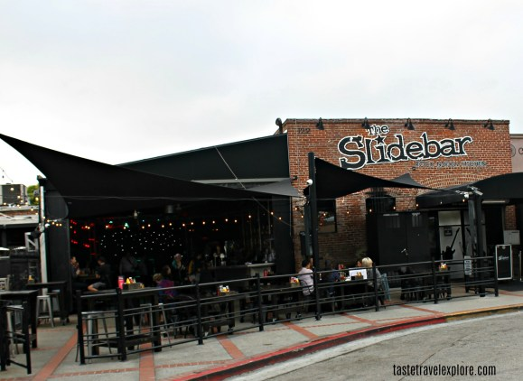 Fullerton Slide Bar