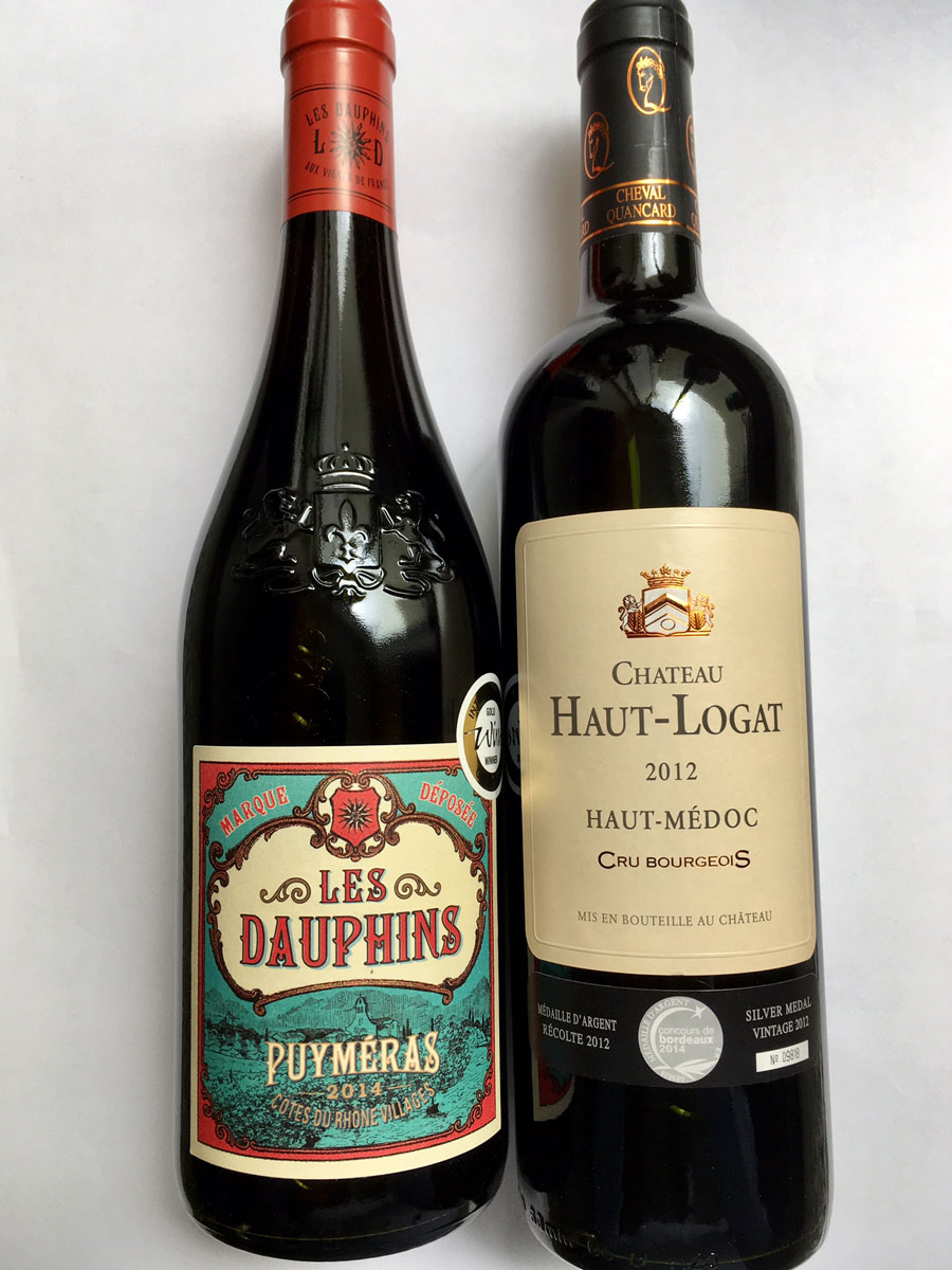 Two French Wines To Pair With Seasonally Inspired Meals