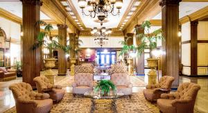 The Marcus Whitman Hotel Walla Walla