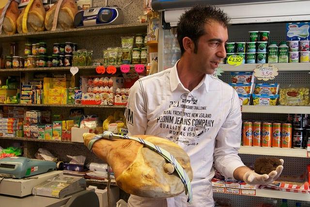 Puglia Food Market