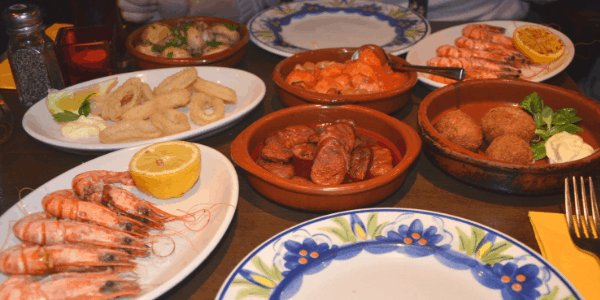 Holiday Meal Traditions - Spain