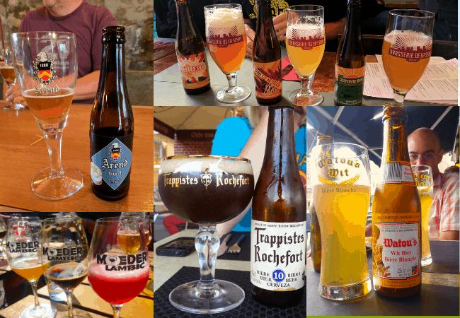 Belgium Must Trys - Beer