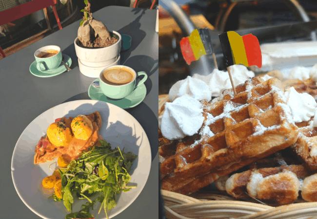 Belgium Must Trys - Belgian Waffles