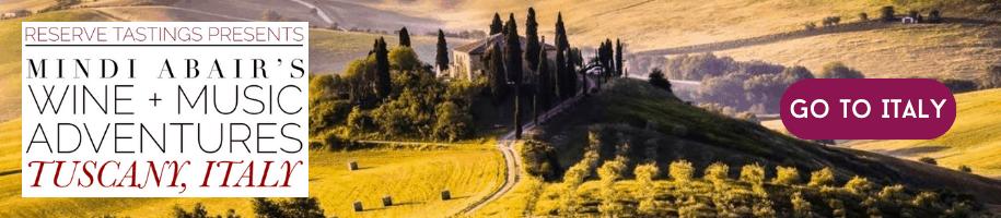 Mindi Abair Tuscany