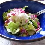Tasting Good Naturally : Salade de crudités #vegan