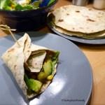Tasting Good Naturally : Tortillas à la roquette #vegan