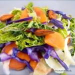Tasting Good Naturally : Trio de chou #vegan