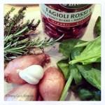 Tasting Good Naturally : Epinards et brocolis aux haricots rouges #vegan