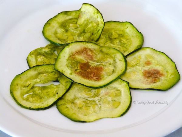 courgettes l ail des ours vegan tasting good naturally. Black Bedroom Furniture Sets. Home Design Ideas