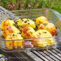Comment faire des pommes de terre rôties (vegan) ?