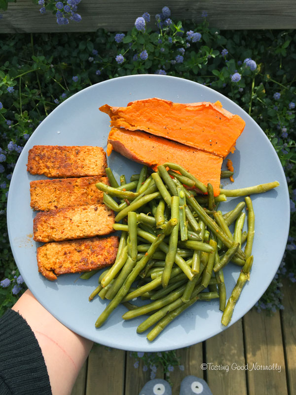 Tasting Good Naturally : Vous ne savez pas quoi faire à manger ? Vous avez peu de temps ? Venez découvrir mon idée de repas vegan facile, rapide et délicieuse !