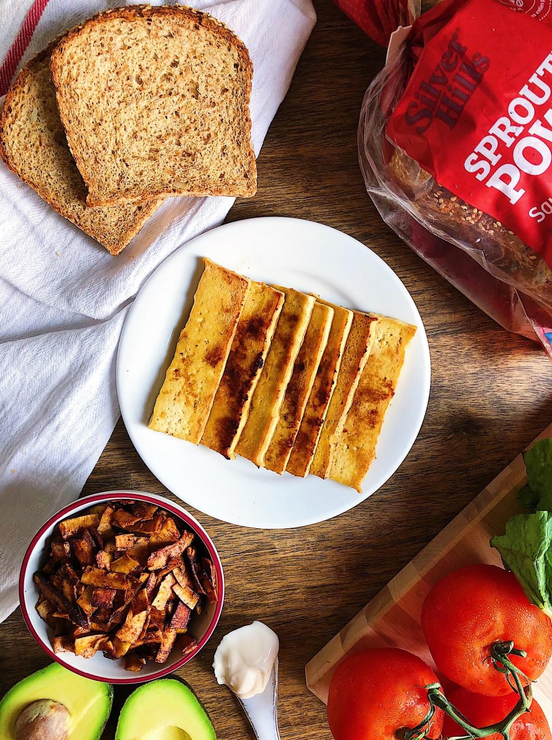 vegan Sandwich recipe