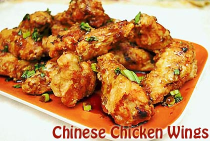 Chinese Chicken Wings Recipe How To Make Chinese Chicken