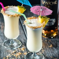 """If You Like Piña Coladas . . . "" - Recipe"