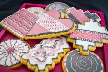 Cookies mit Royal Icing