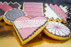 Cookies mit Royal Icing