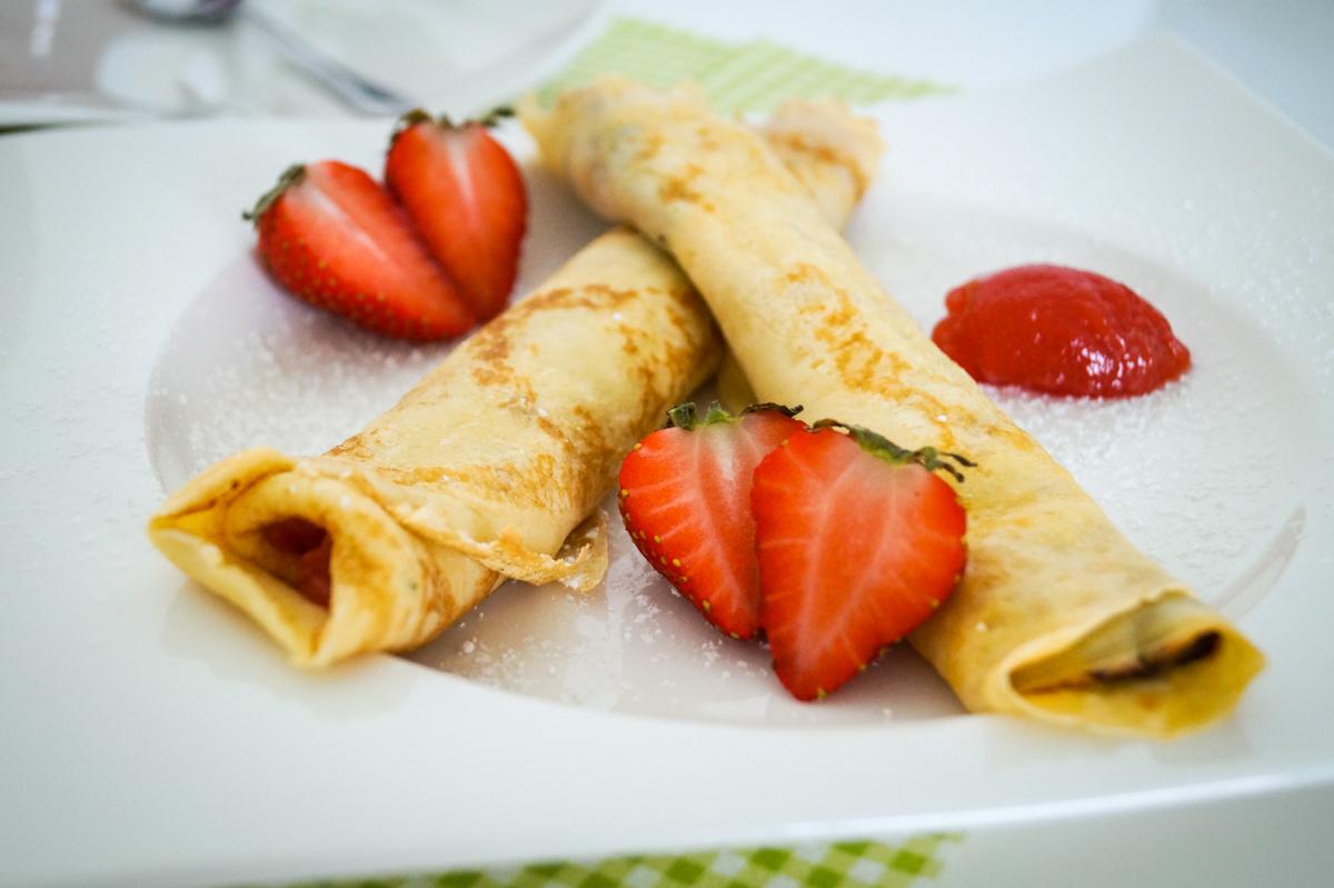 Pfannkuchen - einfach aber genial - Tasty-Sue