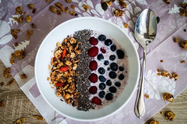 superfood frühstück