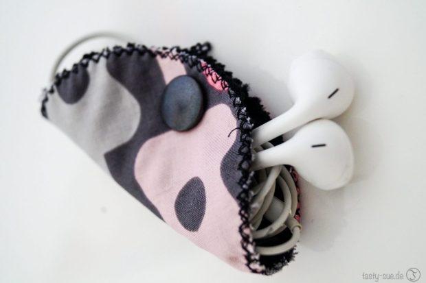Kopfhörer Beutel