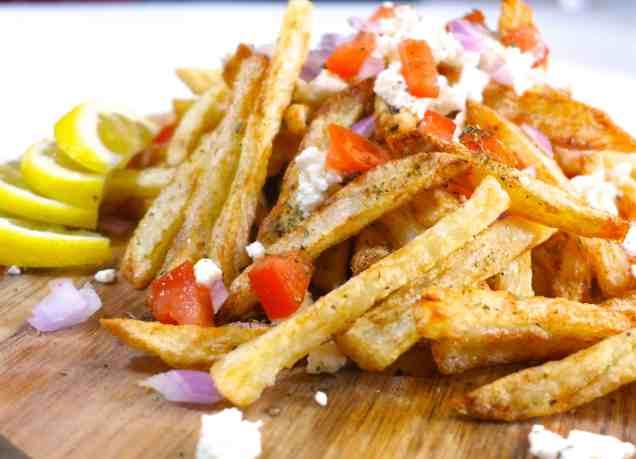 Πατάτες τηγανιτές στο φούρνο-2