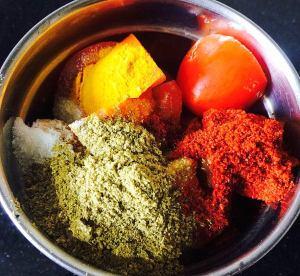 IMG_9525-300x276 Spicy Omelette Curry/Masala Omelette Kuzhambu