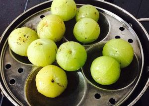 IMG_9547-4-300x214 Indian Gooseberry Preserve/ Amla Thokku/ Nellikai Thokku