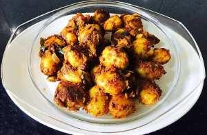 IMG_0008-300x197 Chettinad Baby Potato Roast