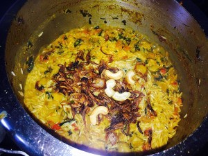IMG_0141-300x225 Pressure cooker mushroom biryani