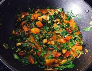 IMG_0384-300x234 Peanut Fenugreek Curry/Singhdhana Methi Curry