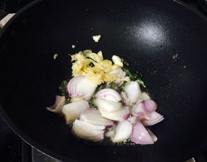 IMG_0479-300x235 Eggplant (Brinjal) and Drumstick Gravy