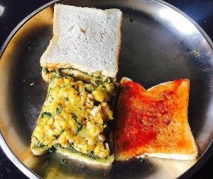 IMG_0543-300x252 Sandwich with spicy potato stuffing/Aloo Masala Sandwich