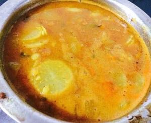 IMG_0690-1-300x245 Radish Lentil Soup (Mullangi Sambar)