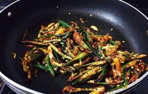 IMG_0829-300x191 Bhindi Fry/Spicy Okra Strips