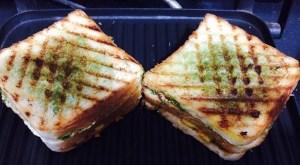 IMG_0844-300x165 Aloo Paneer Sandwich/Potato and Cottage Cheese Sandwich