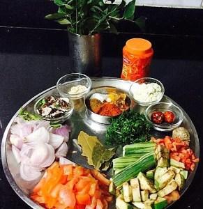 IMG_1231-291x300 Gram Flour Broth/ Besan Sambhar/Kadalai Mavu Sambhar