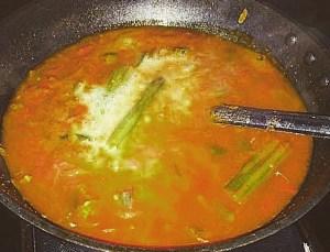 IMG_1285-300x229 Gram Flour Broth/ Besan Sambhar/Kadalai Mavu Sambhar