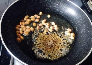 IMG_1307-300x211 Tapioca pearls stir fry/ Sabudana Kichdi/ Javvarasi Kichadi