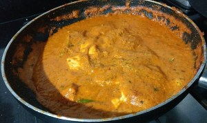 IMG_1410-300x178 Buttery Cottage Cheese Gravy/Paneer Butter Masala