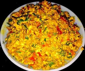 IMG_1450-300x252 Scrambled Cottage Cheese/Paneer Bhurji