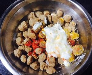IMG_0569-300x245 Creamy Soya Chunk Curry