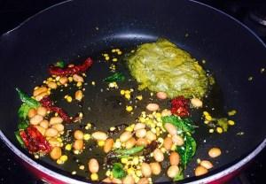IMG_0987-300x208 Rice with Sorrel Leaves/Gongura Puliyodharai/Pullicha Keera