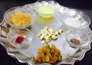 IMG_2247-300x214 Vermicelli Saffron Sweet Pudding/Semiya Kesari