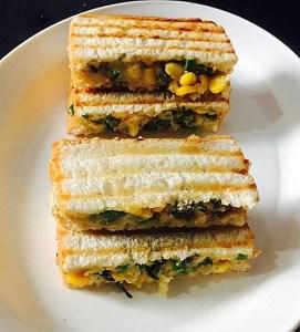 IMG_3192-271x300 Sweet Corn and Capsicum Sandwich