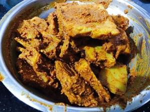 IMG_3629-300x225 Elephant Yam Roast/Suran Fried/Senai Kizhanku Varuval