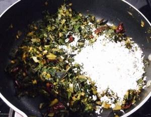 IMG_4256-300x233 Moringa Leaves Dry Curry/ Murungai Keerai Poriyal