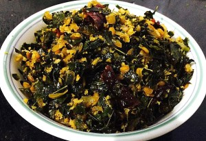 IMG_4259-300x206 Moringa Leaves Dry Curry/ Murungai Keerai Poriyal