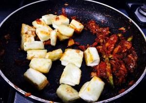 IMG_4574-300x212 Spicy Chilli Garlic Paneer