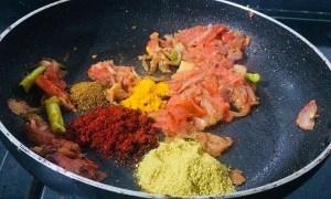 IMG_7557-300x180 Aloo Bhindi Masala / Okra Potato Curry