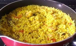 IMG_7943-300x184 Cauliflower Pulao /Gobi Rice